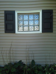 house window