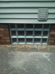 Window after installation